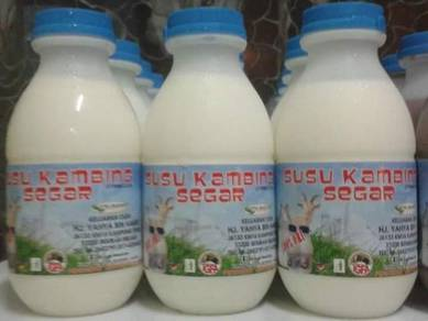 Susu Kambing Asli Melaka