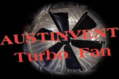 TERENGGANU TRUSTED AUST Turbine Ventilator TURBO