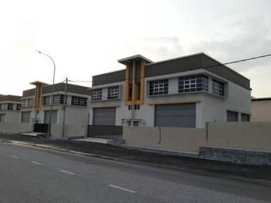 2 Storey Semi-D Factory at Tasek IGB, Ipoh