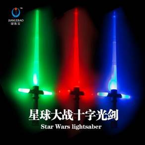 Star wars multi LED Lightsaber cosplay props