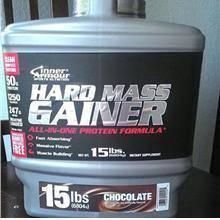 Hardmass protein mass weight gainer vanilla