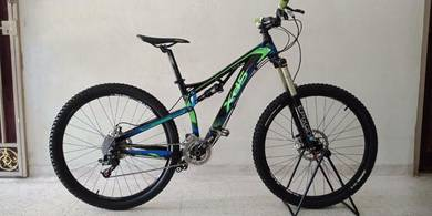 Mtb XDS Fullsus Basikal Mountain Bike