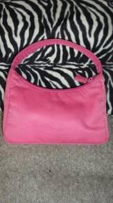 Prada pink handbags