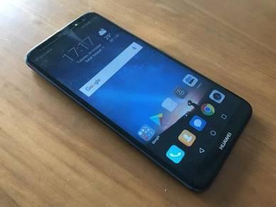 Huawei nova 2i blue aurora