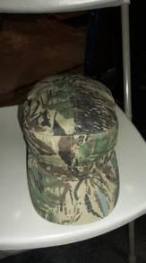 Camo army hat cap