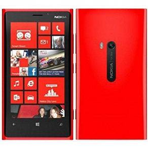 Nokia Lumia 920 Red 4G 1GB RAM