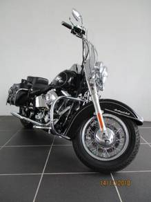 Harley davidson flstc1580 heritage softail classic