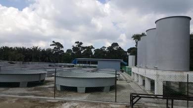 Water Storage Tank ( Fiberglass )