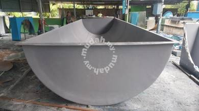 Unlimited Joint Tank ( Fiberglass )