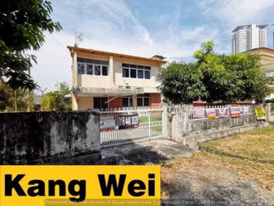 JALAN TANJUNG BUNGAH Bungalow House_Facing Main Road_Georgetown