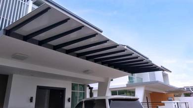 Main Gate, Awning, Pergola, ACP, Zink, etc