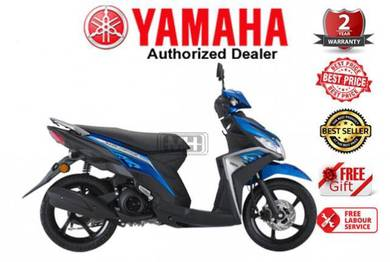 Yamaha Ego Solariz 125 / Solariz125 / EGO S 125