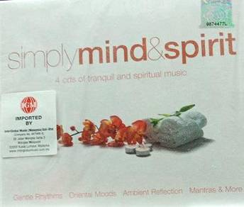 Simply Mind Spirit 4CD (Imported)