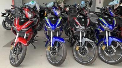 Year End Sales BENELLI RFS150/ RFS150i (Low Dep)