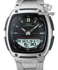 Casio AW-81D Original Genuine Casio