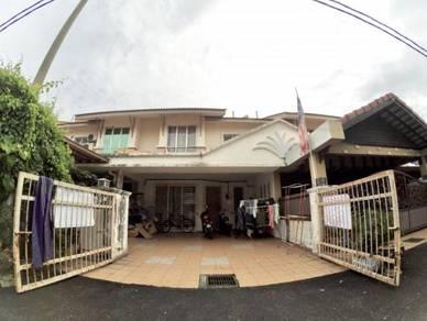 HOT AREA🔥 2 Storey Terrace House Taman Wawasan Seksyen 14 Bangi