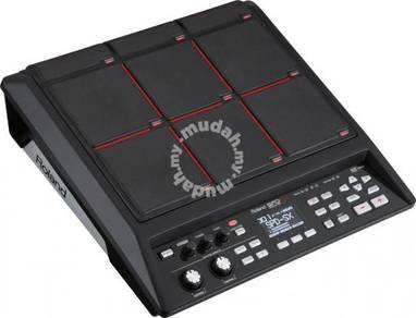 ROLAND SPD-SX Sampling Pad Drums (FREE Phones & St