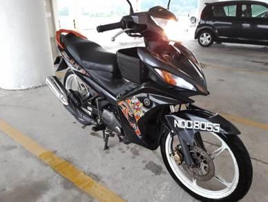 Yamaha lc 135lc 2015 lc135 condition terbaik