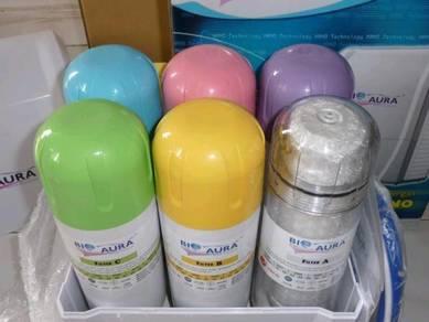 BIO AURA Nano Water Filter Cartridge A11-SQ