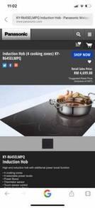 Panasonic induction hob (4 cooking zones)