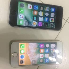 Iphone 5s 16gb , 32gb
