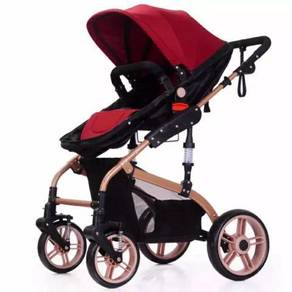 Stroller Baby Murah Luxurious High View Stroller