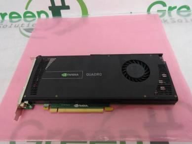 Dell Nvidia Quadro 4000 2GB GDDR5