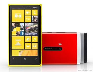 Nokia Lumia 920 4G Red