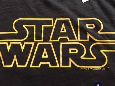 ABERCROMBIE & FITCH Star Wars tshirt M Brand NEW