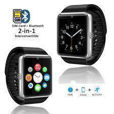 NEW GT08 Smart Watch Phone Bluetooth Android