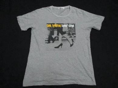 Uniqlo X Sonny Clark Struttin' Tee M (Kod TS2050)