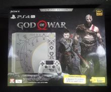 Sony ps4 pro 1tb god of war bundle limited edition