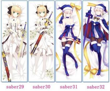 Fate stay night SABER dakimakura cover