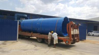 Water Storage Aquaculture Tank ( Fiberglass )