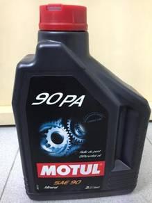 Motul 90 PA SAE 90 Mineral LSD Gear Oil - 2 Litre