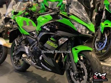 (Stock Clearance) Kawasaki Ninja 650 ABS SE