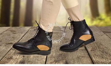 Riding boots shoes Italy