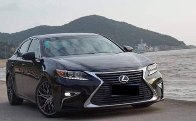 Lexus Es250 2015 Front Bumper Grill and Head Lamp