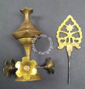 406) antique brass,