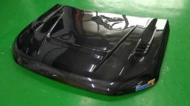 Ford ranger t6 carbon fibre bonet bonnet thailand