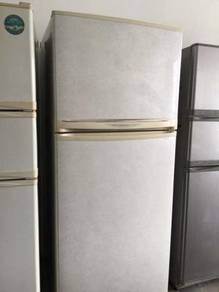 Fridge Big Freezer Mitsubishi Peti Refrigerator
