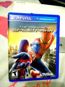 PS VITA The Amazing Spider-man - GAME RARE