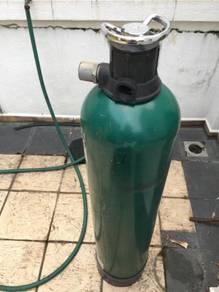 Backwash Outdoor Water Filter Penapis Air
