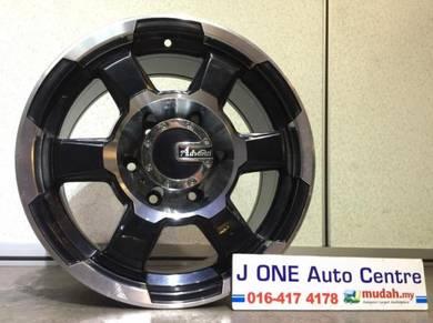 Advanti wheels 16inc rim for hilux ranger triton
