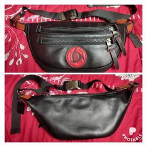 Coach x Naruto Michael B Jordan slingbag waist