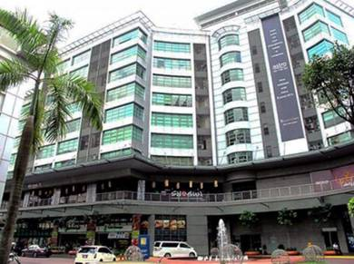 Solaris Mont Kiara Fully Furnished Office Unit