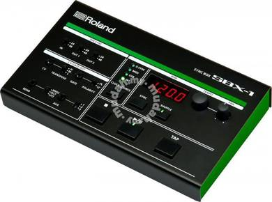 Roland Aira SBX-1 - Sync Box for Music Production