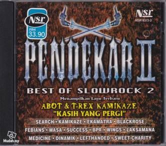 CD PENDEKAR 2 Best of Slow Rock