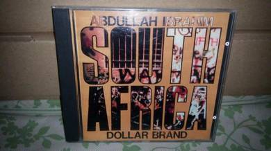 CD Abdullah Ibrahim Dollar Brand - South Africa