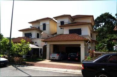 SEMI-D, 2.5 storey, 30% Below MV, Idaman Villas, Cheras